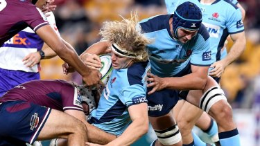 The Waratahs wanted to retain Ned Hanigan.