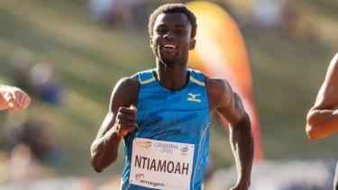 Isaac Ntiamoah.