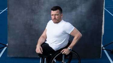 'This will get messy': Paralympian Kurt Fearnley's royal commission warning