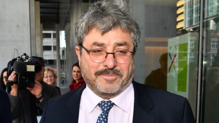 Brisbane barrister Sam Di Carlo.