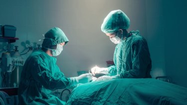 """Female surgeons experience subtle """"micro-inequities"""" including low level harassment,  Dr Katrina Hutchison said."""