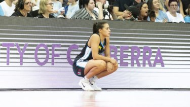 The Capitals' rising star Maddison Rocci wants to return to the WNBL club.