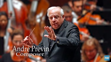 "The Emmys ""in memoriam"" segment captioned this image ""André Previn"", who died in February 2019 - but the man featured is in fact Leonard Slatkin, who is alive."