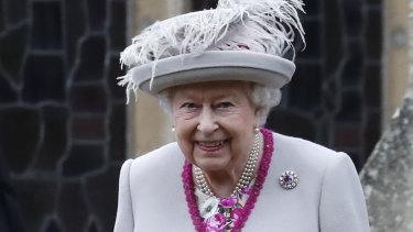Queen Elizabeth II: comforter-in-chief?