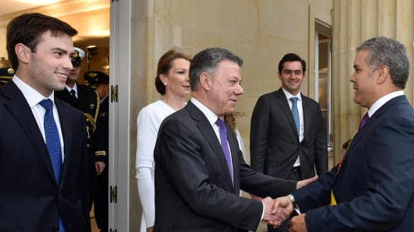 Colombia recognises Palestine as a 'free, independent' state