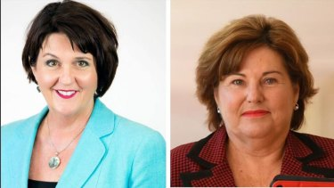 Byelections have been triggered in the electorates of Currumbin and Bundamba after the resignations of Jann Stuckey (left) and Jo-Ann Miller.