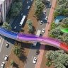Over the rainbow: Perth Children's Hospital patients to taste fresh air with new footbridge