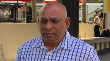 Ravendra Prasad was fined $20,150 after racially abusing a health inspector who found cockroaches in his restaurant.