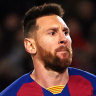 All in a night's work: Messi nets 34th hat-trick to tie for record