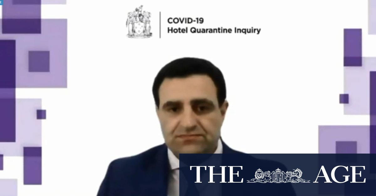 Police and defence force in hotel quarantine works in NSW Victorian inquiry told – The Age