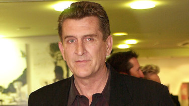 Richard Carter in 2003.