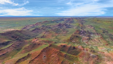 Calidus Resources' Warrawoona Gold Project is located in the emerging Pilbara goldfields.