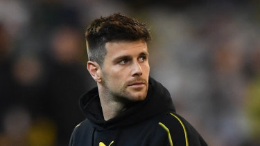 Trent Cotchin will remain on the sidelines for another week.