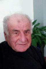 St Basil's resident Dimitrios Fotiadis died on Saturday, aged 79, after contracting coronavirus.