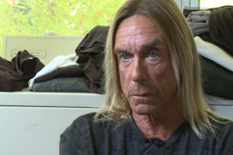 Jim Jarmsuch's doco on Iggy Pop and the Stooges, Gimme Danger.