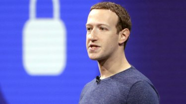 Facebook CEO Mark Zuckerberg wants a global approach to the issues facing online media giants.