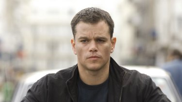 Matt Damon played Jason Bourne three times.