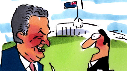Pyne's party just keeps rolling on