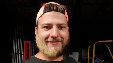 Jake Brown, 28.