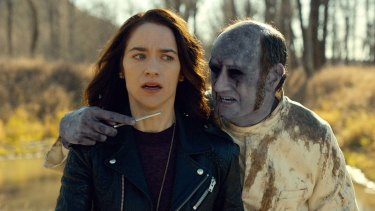 Can shows likeWynonna Earp be moved forward or given a stay of execution by fan support alone?