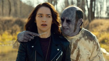 Can shows like Wynonna Earp be moved forward or given a stay of execution by fan support alone?