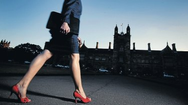 High heels sales dropped 12 per cent globally in 2017, the style no longer a shoo-in for women.