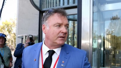 Disqualified once, Rod Culleton referred to police over 'false declaration' for Senate