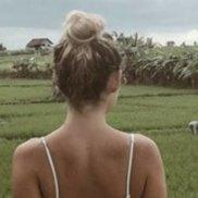 Natalie Schlater received plenty of backlash over her Bali social media post.