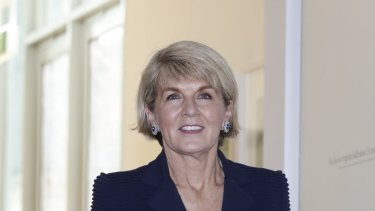 Julie Bishop was the most electable nominee for the leadership.