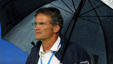 Miron Bleiberg coached two Queensland A-League soccer teams - Brisbane Roar and Gold Coast United.