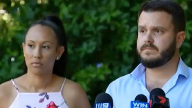 LNP candidate for Herbert Phillip Thompson apologises for any distress he may have caused.