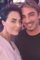 John Ibrahim and Sarah Budge are expecting their first child.