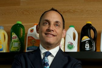Raphael Geminder's bid for McPherson's has been rejected by the board.