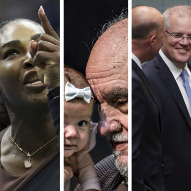 A tennis tantrum, a super blood donor and a political thriller were among the stories that captured our attention in 2018.