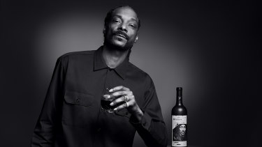 Freewheeling rap artist Snoop Dogg has been a key part of Treasury's US success.