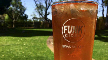 Funk Cider definitely do things differently to most in the industry.