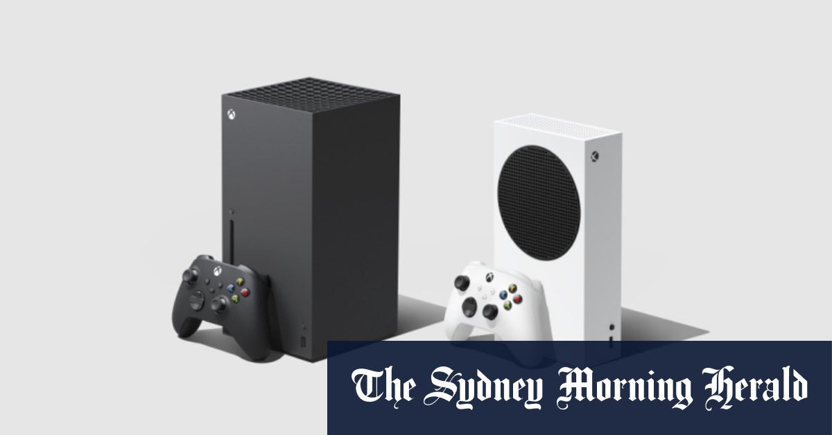 Xbox announces next-gen details including $500 all-digital console – Sydney Morning Herald