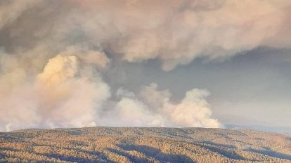 'We'll be fighting some of these fires for weeks', authorities warn