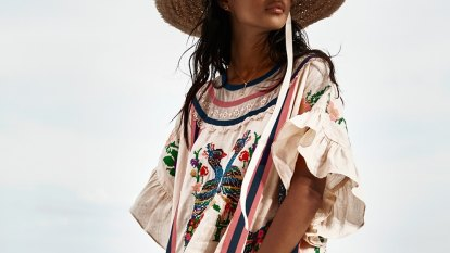 Zimmermann apologises following cultural appropriation claims