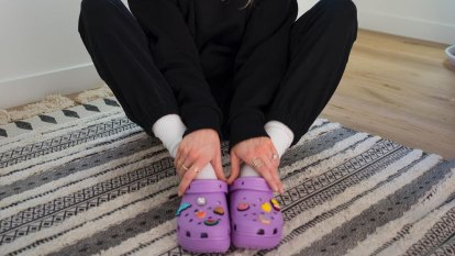 Oh no, Crocs are back - but who's actually wearing them?