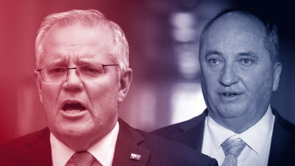 Coalition support weakened by Nationals' climate policy disagreement