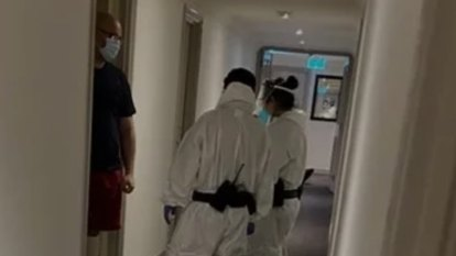 COVID-19 outbreak renders hotel unsafe for refugees, court told
