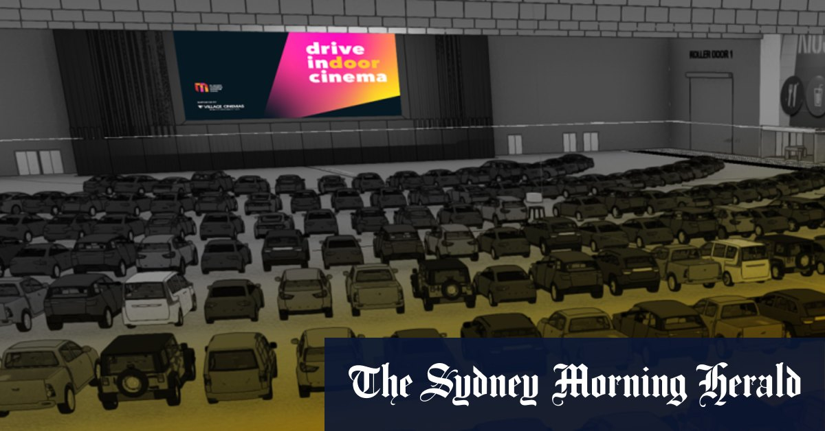 Melbourne getting new drive-in cinema with Drive In(Door) Cinema
