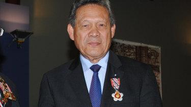 Dr Joseph Williams.
