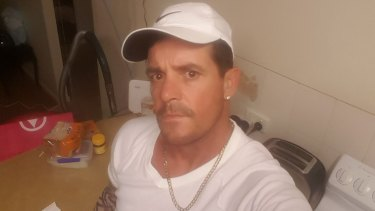 Jason Guise was reported missing from Wynnum on April 21.
