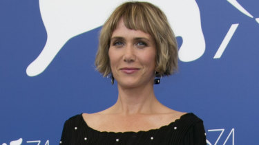 Kristen Wiig voices the titular character in podcast Sandra.