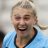 Sydney FC overpower Victory in W-League's 'Big Blue'