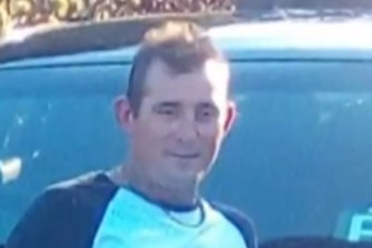 Michael Gliddon died while clinging to an allegedly stolen car driven by his son.