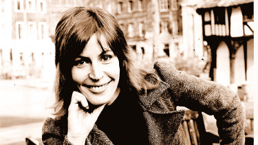 Helen Reddy at the height of her fame in the 70s.