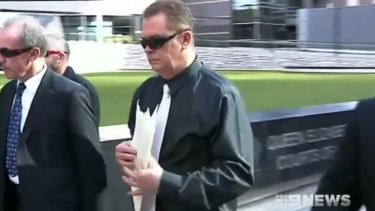 Senior Constable Neil Punchard pleaded guilty to nine counts of computer hacking.